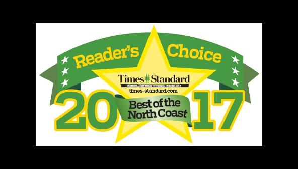 Reader's Choice Award 2017